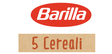 Polnozrnate testenine Barilla logotip
