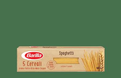 Polnozrnati špageti 500g pakiranje