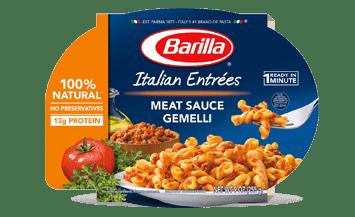 Meat Sauce Gemelli