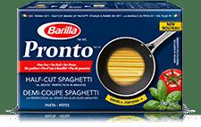 Half Cut Spaghetti box