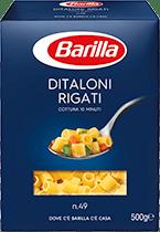 Ditaloni Rigati - Barilla