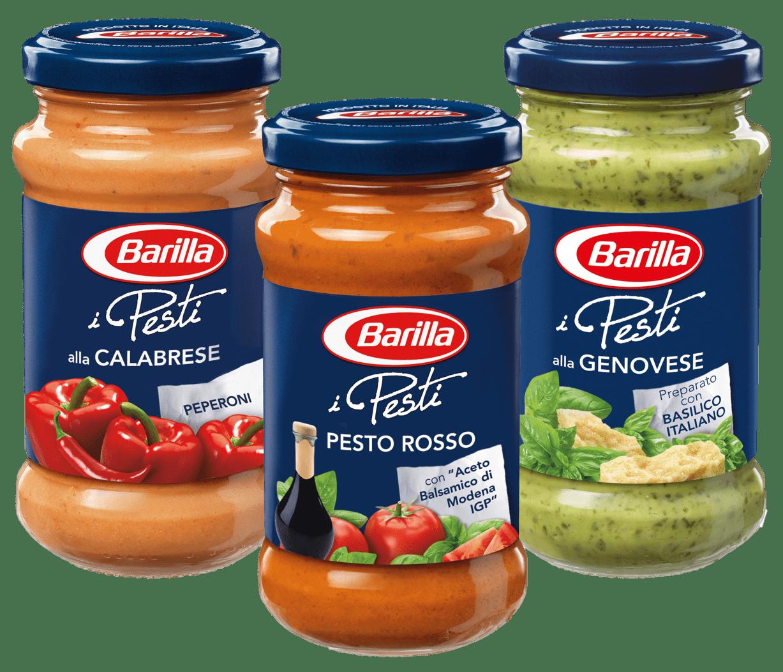 Pesto Sauces - Barilla