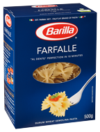 Classic Blue Box Farfalle Pasta