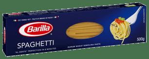 Classic Blue Box Spaghetti Pasta