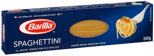 Classic Blue Box Spaghettini Pasta