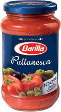 Sauce - Puttanesca - Barilla