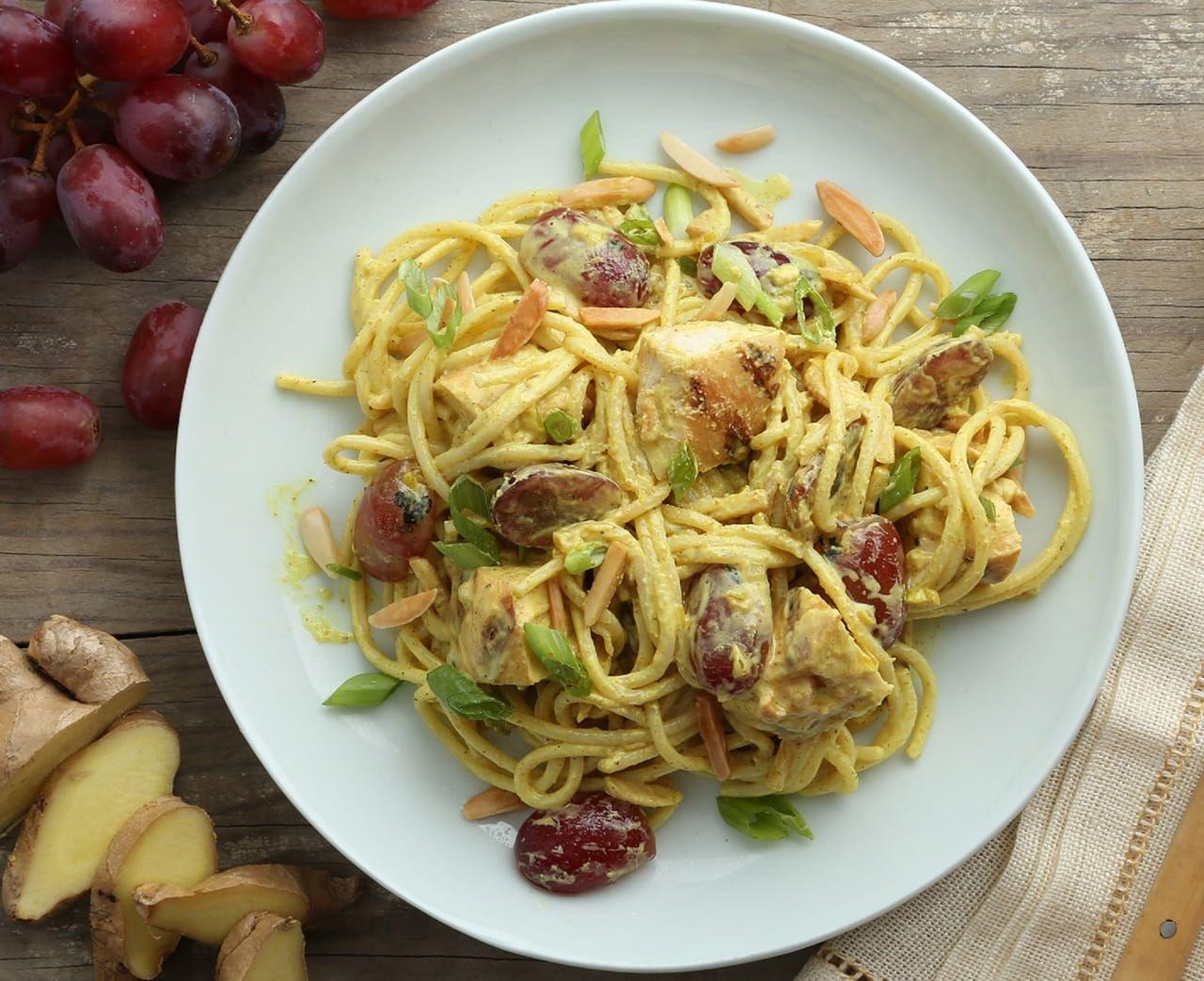 Creamy Curry Pasta Recipe