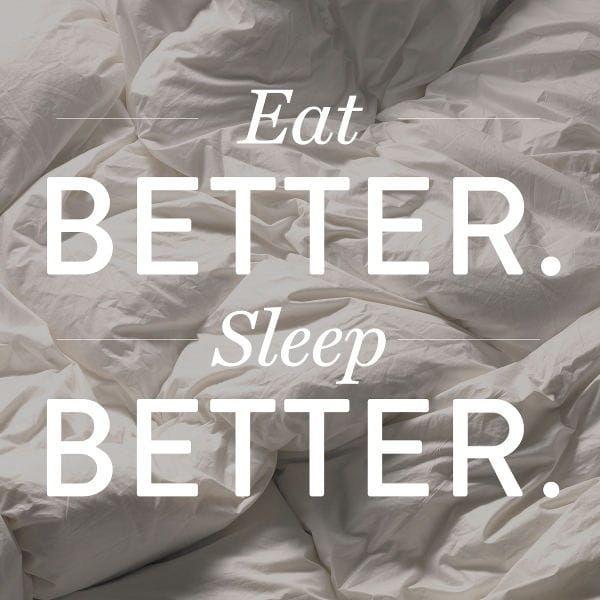 Eat Better Sleep Better: Proper Pasta Portions for World Sleep Day