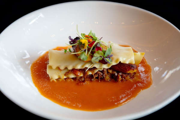 Sweet & Spicy Lasagna Recipe with Short Ribs and Plantains