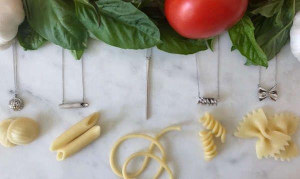 Barilla Pasta Jewelry