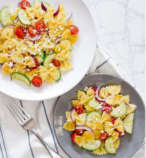 Farfalle Pasta Salad Recipes Perfect for Summertime