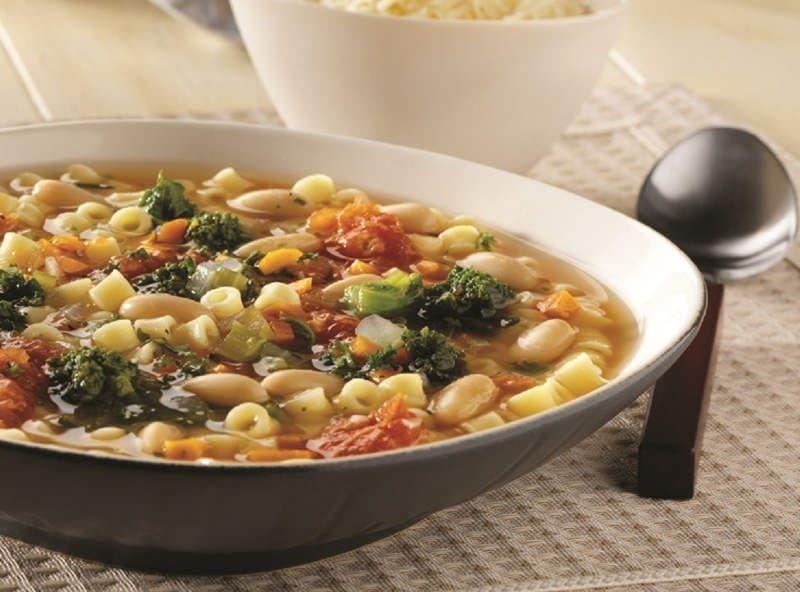 white bean pasta soup recipe