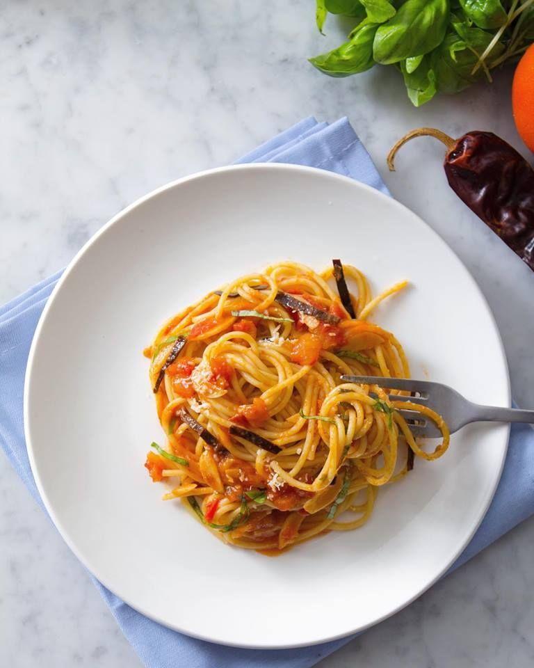 Pasta Pomodoro Spaghetti Recipe