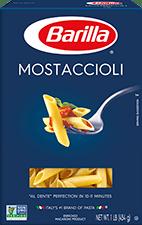 Blue Box Mostaccioli