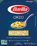 Blue Box Orzo