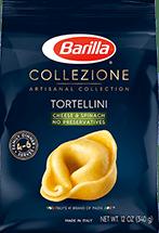 Barilla Collezione Cheese and Spinach Tortellini Pasta