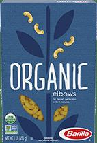 Barilla Organic Elbow pasta