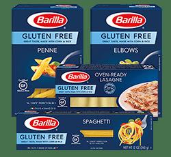 Barilla Gluten Free pasta