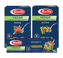 Barilla Veggie pasta package