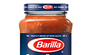 Barilla Sweet Peppers sauce jar