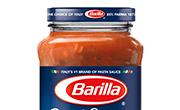 Barilla Sweet Peppers sauce jar