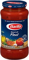 Barilla Meat flavored sauce