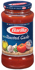 Barilla Roasted Garlic sauce