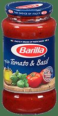 Barilla Tomato Basil sauce
