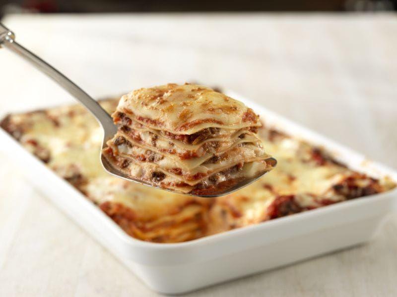 5-layer oven ready lasagna recipe | barilla