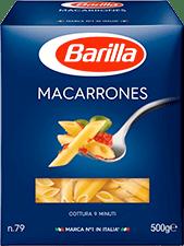 Gama clásica - Macarrones - Barilla