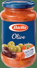 Salsa Base Tomate  - Olive - Barilla