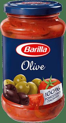 Kastikkeet - Sugo Olive - Barilla