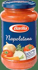 Base Tomate - Napolitana - Barilla