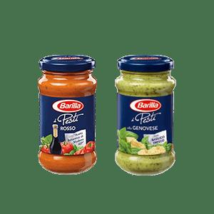 Pesto omake