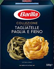 Collezione - Tagliatelle Paglia e Fieno - Barilla