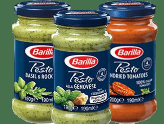 Pesto Sauce Pack Comp