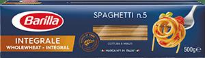 Integrale - Spaghetti Integrali- Barilla