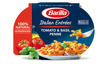 Tomato and Basil Penne