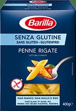 Sans Gluten - Penne Rigate Sans Gluten - Barilla