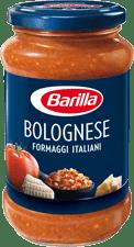 Saus Bolognese Italiaanse kaas