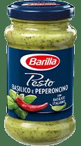 Pesto Basilico e Peperoncino