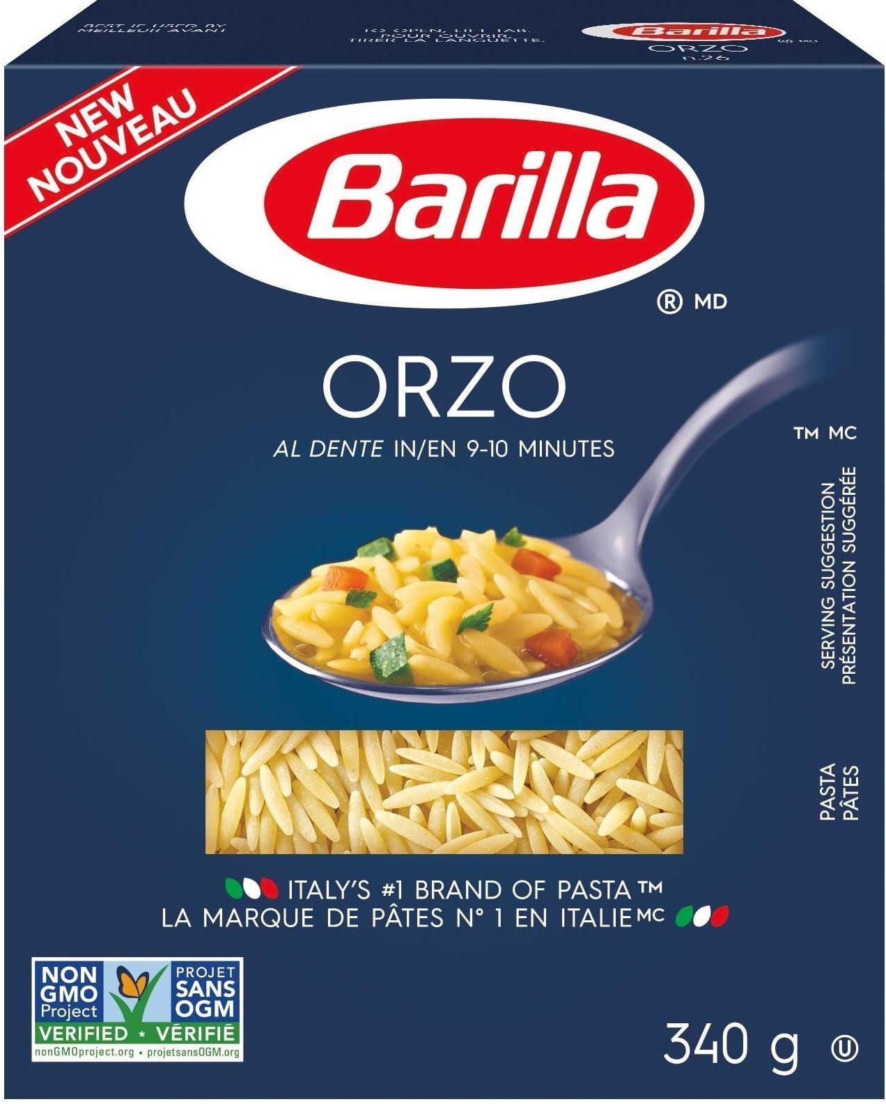 Orzo | Barilla Canada