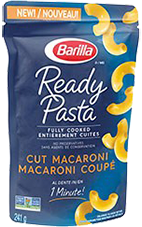 Ready Pasta macaroni coupe