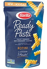 Ready Pasta Rotini package