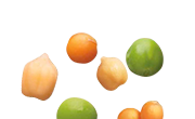 Risoni aus Huelsenfruechte