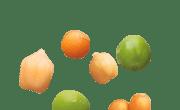 Risoni aux legumineuses