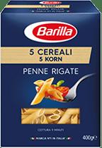 5 Korn Penne Rigate - Barilla