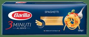 3 Minuti Spaghetti