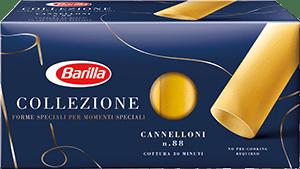 Barilla Collezione Cannelloni Emballage