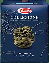Barilla Collezione Tagliatelle Spinaci Verpackung